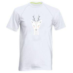Men's sports t-shirt Deer