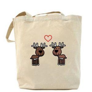 Bag Deer in love