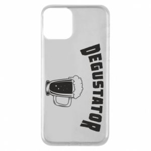 Phone case for iPhone 11 Beer taster
