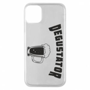 Phone case for iPhone 11 Pro Beer taster