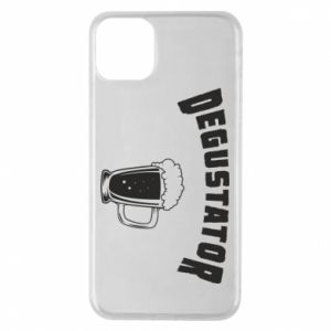 Phone case for iPhone 11 Pro Max Beer taster