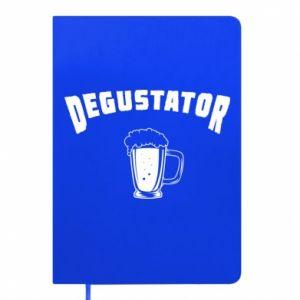 Notepad Beer taster