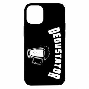 Etui na iPhone 12 Mini Degustator piwa