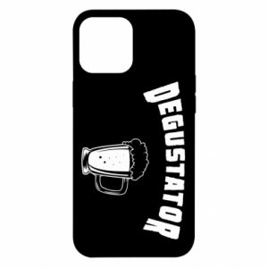 Etui na iPhone 12 Pro Max Degustator piwa