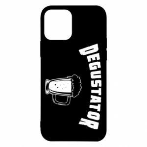 Etui na iPhone 12/12 Pro Degustator piwa