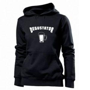 Women's hoodies Beer taster