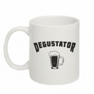 Kubek 330ml Degustator piwa