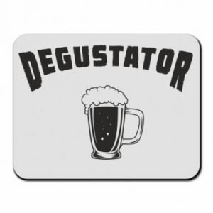 Podkładka pod mysz Degustator piwa