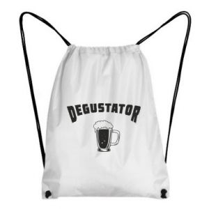 Backpack-bag Beer taster
