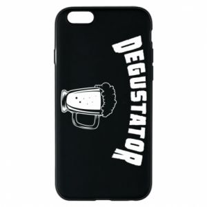 Phone case for iPhone 6/6S Beer taster