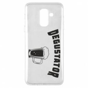 Phone case for Samsung A6+ 2018 Beer taster