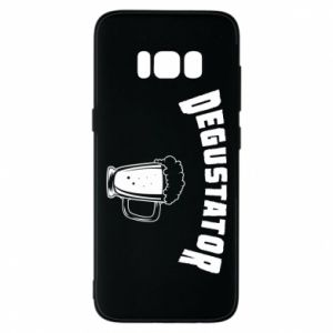 Phone case for Samsung S8 Beer taster