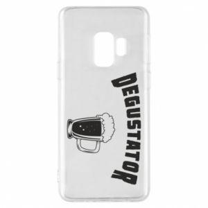 Phone case for Samsung S9 Beer taster