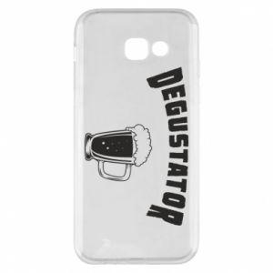 Phone case for Samsung A5 2017 Beer taster