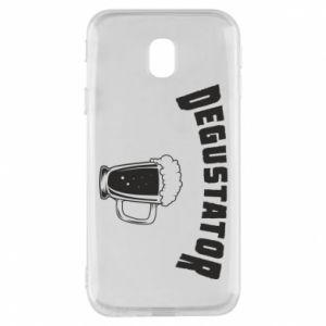 Phone case for Samsung J3 2017 Beer taster