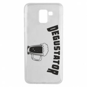 Phone case for Samsung J6 Beer taster
