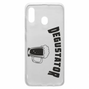 Phone case for Samsung A20 Beer taster