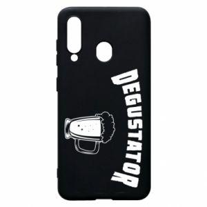 Phone case for Samsung A60 Beer taster