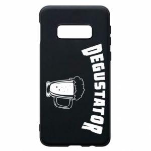 Phone case for Samsung S10e Beer taster