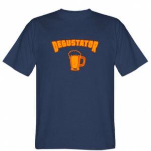 Koszulka męska Degustator