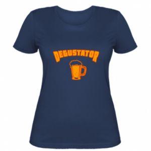 Koszulka damska Degustator