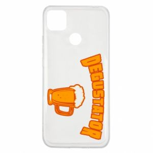 Xiaomi Redmi 9c Case Taster