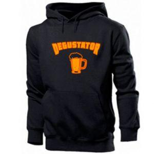 Bluza z kapturem męska Degustator