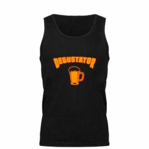 Męska koszulka Degustator