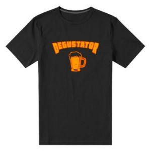 Men's premium t-shirt Taster