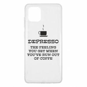 Samsung Note 10 Lite Case Depresso