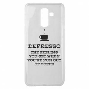 Samsung J8 2018 Case Depresso
