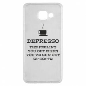 Samsung A3 2016 Case Depresso