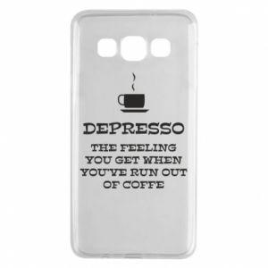 Samsung A3 2015 Case Depresso