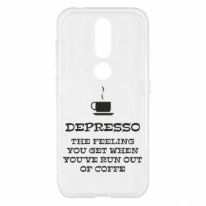 Nokia 4.2 Case Depresso