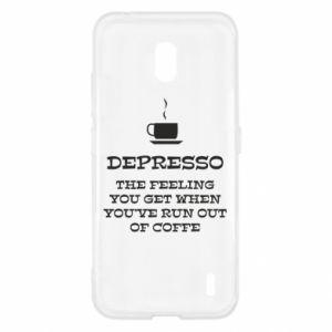 Nokia 2.2 Case Depresso