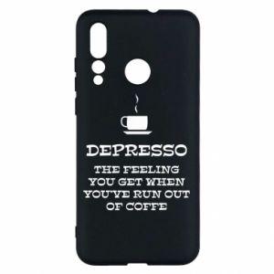 Huawei Nova 4 Case Depresso