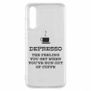 Huawei P20 Pro Case Depresso