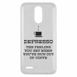 Lg K10 2017 Case Depresso