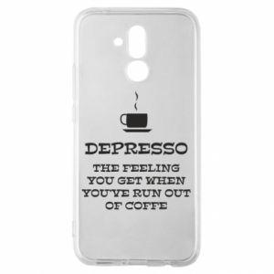 Huawei Mate 20Lite Case Depresso