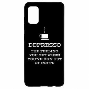 Samsung A41 Case Depresso