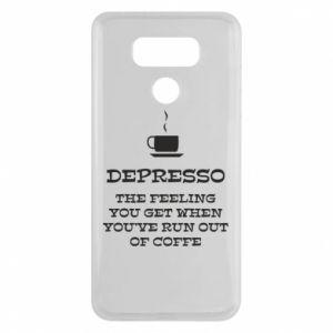 LG G6 Case Depresso