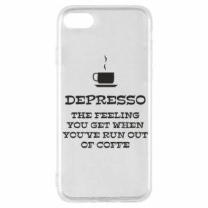 iPhone SE 2020 Case Depresso
