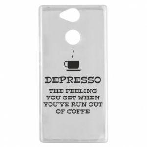Etui na Sony Xperia XA2 Depresso