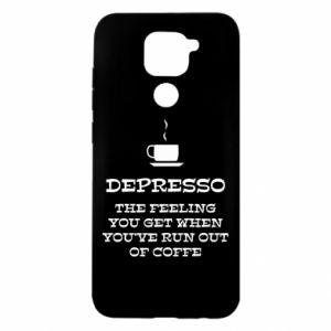 Etui na Xiaomi Redmi Note 9/Redmi 10X Depresso