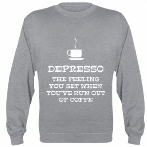 Sweatshirt Depresso