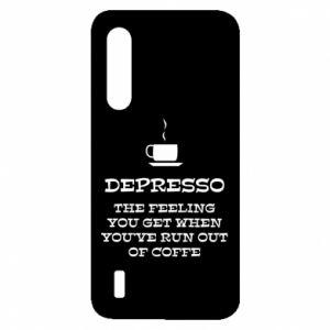 Etui na Xiaomi Mi9 Lite Depresso