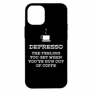Etui na iPhone 12 Mini Depresso