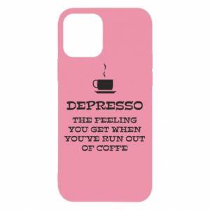 Etui na iPhone 12/12 Pro Depresso