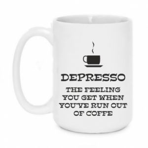 Kubek 450ml Depresso
