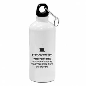 Water bottle Depresso